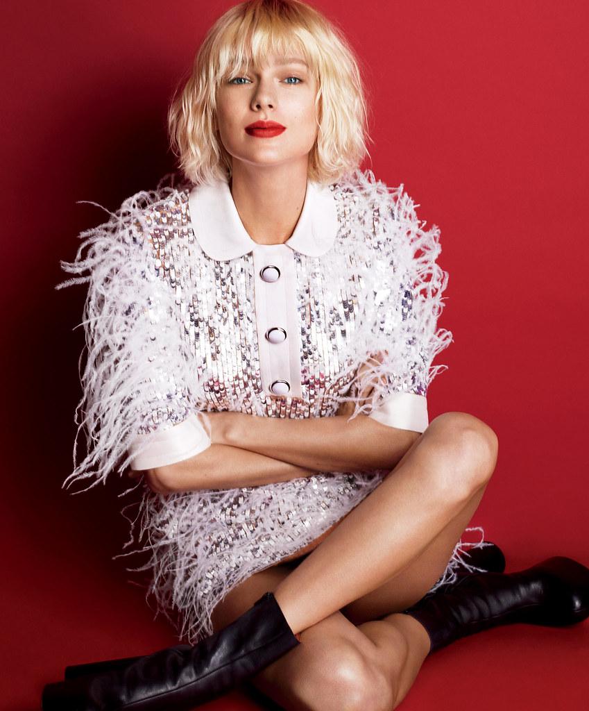 Тейлор Свифт — Фотосессия для «Vogue» 2016 – 1