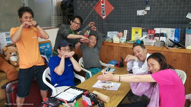 本日の集合写真♪ 2016/04/15