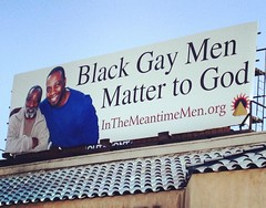 I see a lot of interesting billboards while Lyfting the streets of Los Angeles.
