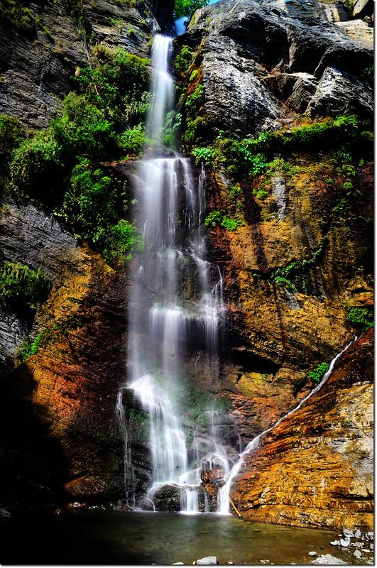 卡悠峰瀑布 9