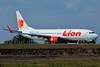 Lion Air Boeing 737-8GP/WL PK-LKU