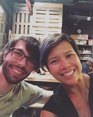 So happy to be with this guy. #reuniongoals @rappino We missed you, @intrepidteacher. #singapore #slowdown #saturday