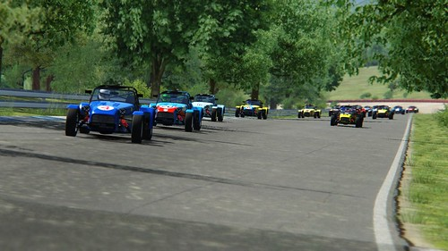 Caterham - Coupe des Provinces 1964 - Assetto Corsa (5)
