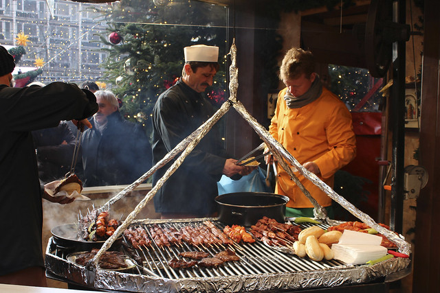 Street food in Cologne