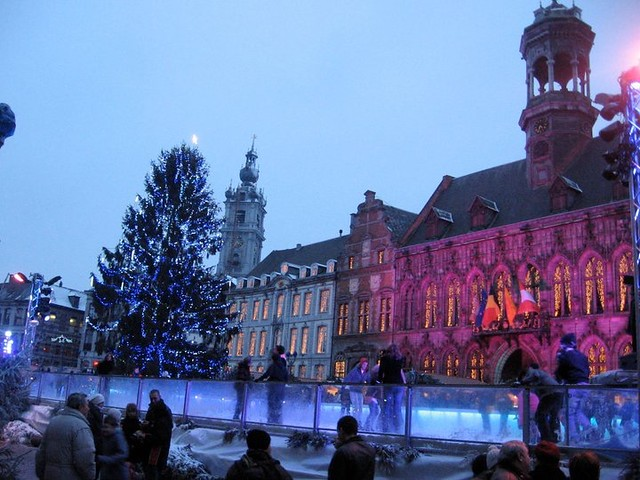 Grand Place Christmas