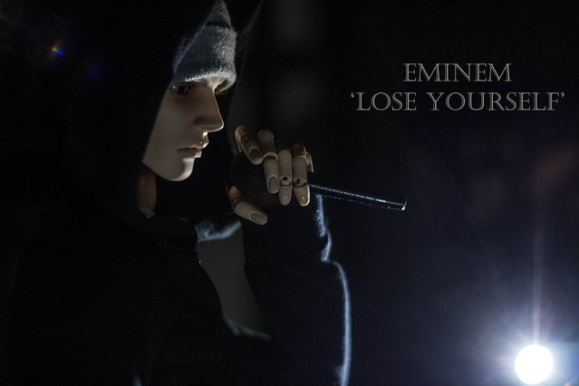 Eminem 'Lose Yourself' bjd cosplay (00) text