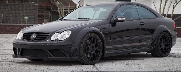 mercedes-clk-black-series-conversion-cheshire
