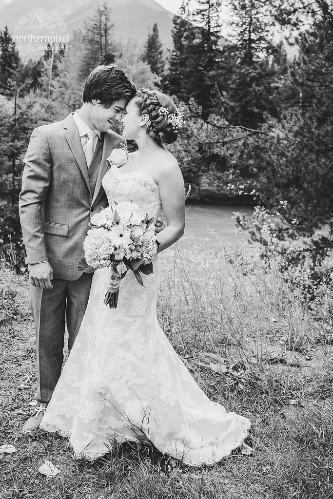 Tete Jaune Wedding Location Rocky Mountains BC