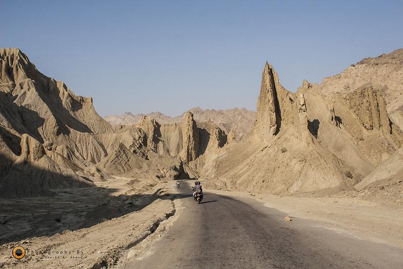 Trip to Cave City (Gondhrani) & Shirin Farhad Shrine (Awaran Road) on Bikes - 23890256630 94290763c9 c