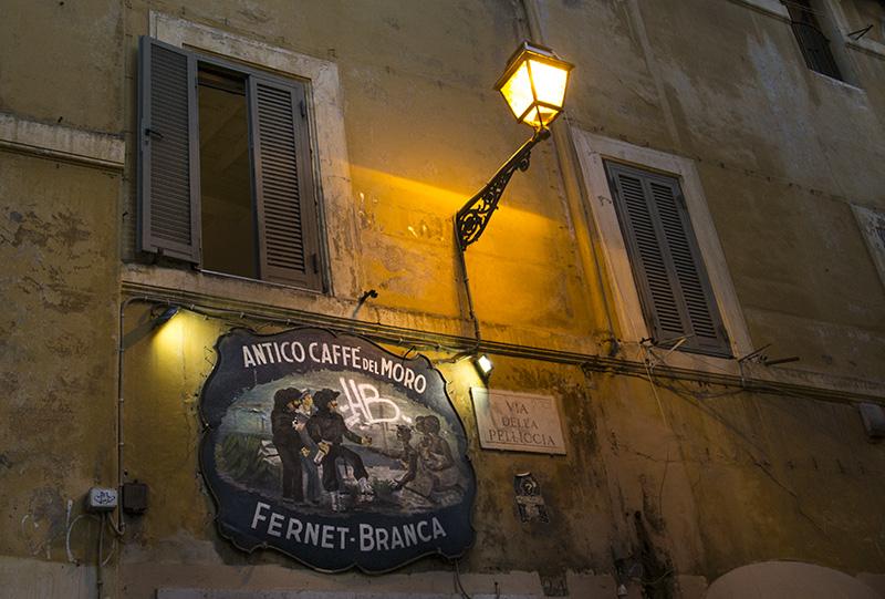 Rome Antico Caffè Moro