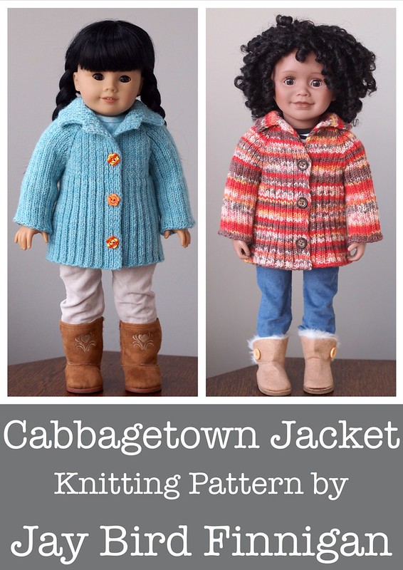 Cabbagetown Jacket Knitting Pattern