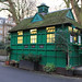 Cabmen's Shelter, Wellington Place, NW8 by Tetramesh