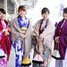 Friendly girls, Kawaramachi by Eric Flexyourhead (shoulder injury, slow)