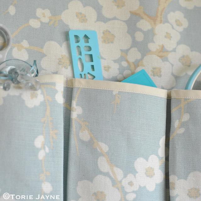 Craft Storage Bag sewing tutorial 17