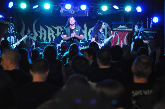 Warbringer at Ritual