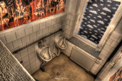 Lost Places Toilet