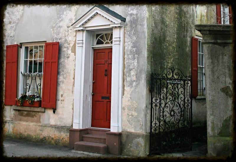 Charleston walkabout 2016