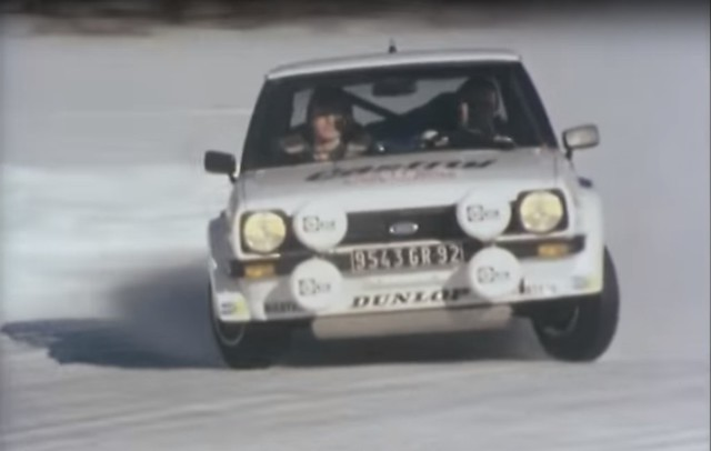 FORD WINTER TEST 1978