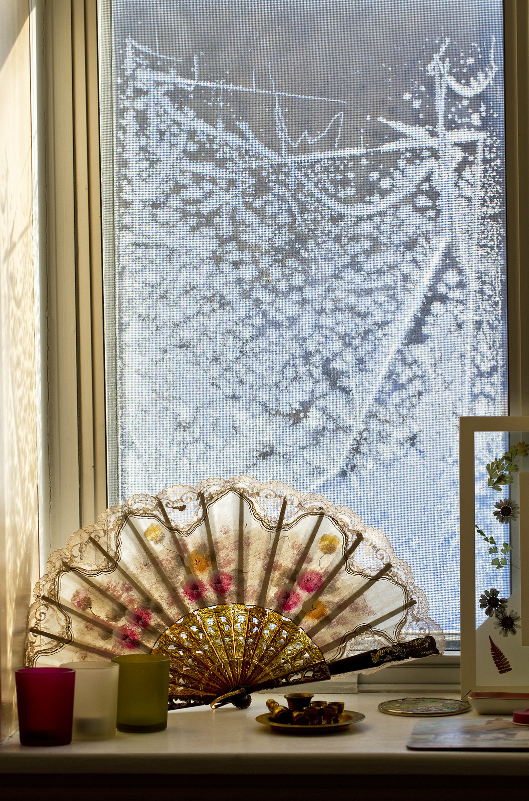 fan of frost