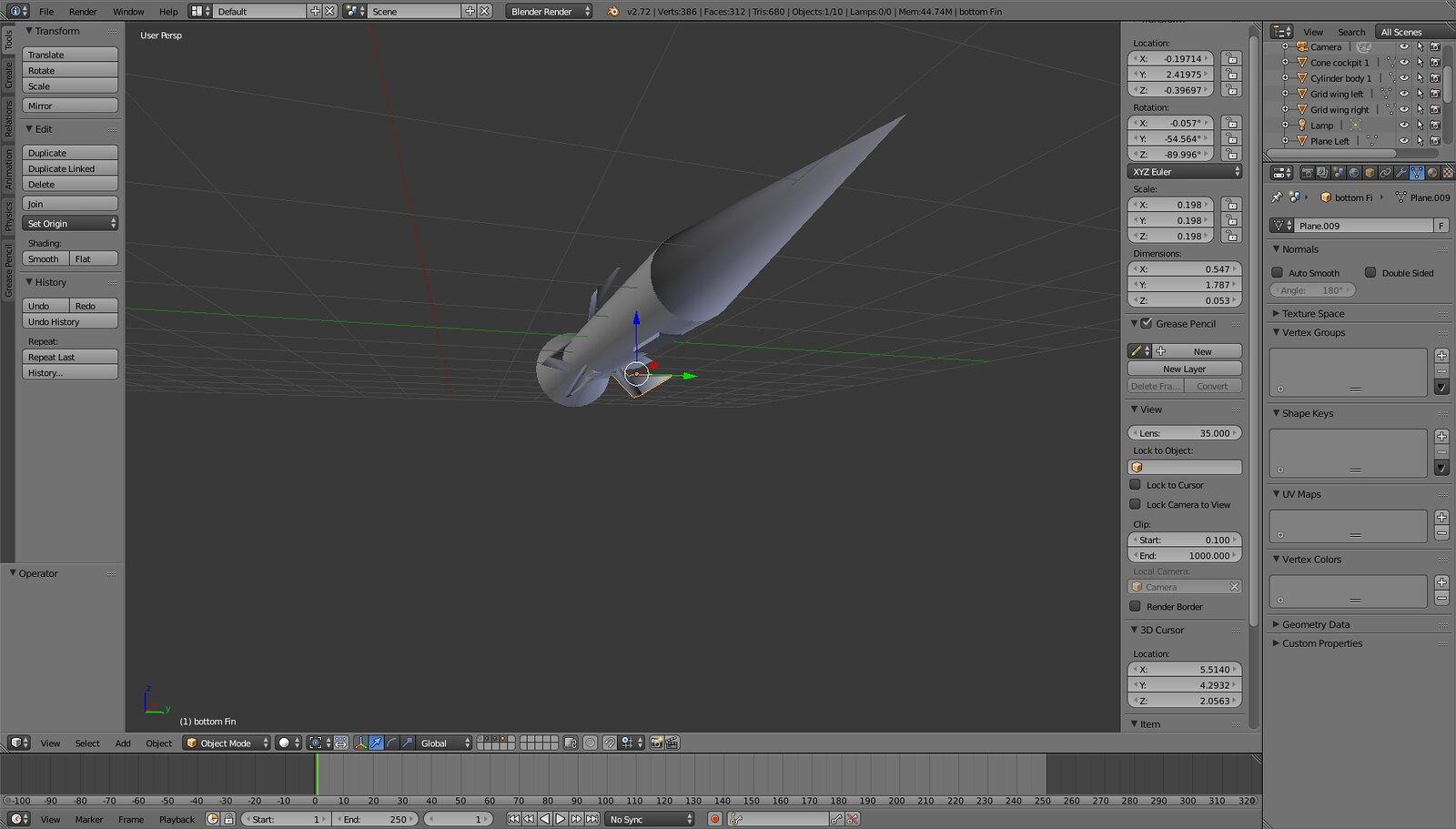 Kiv 1 everything but wings