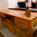 Beech writing desk