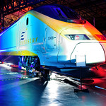 Eurostar illuminated 2