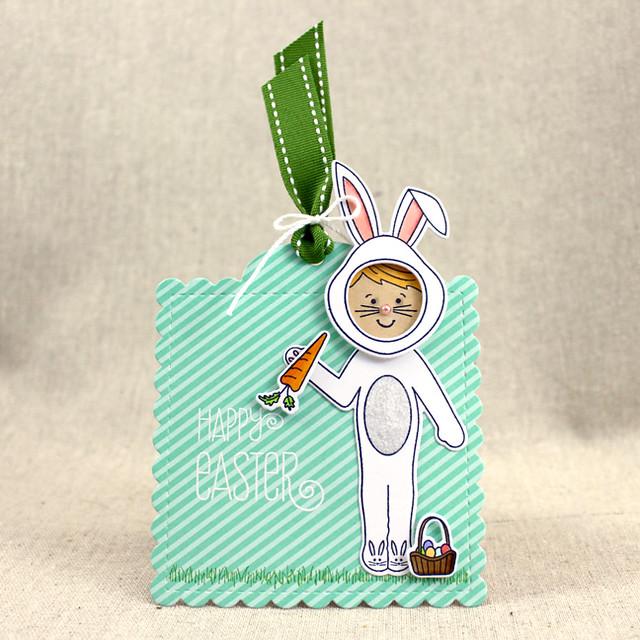 Bunny Boy Tag