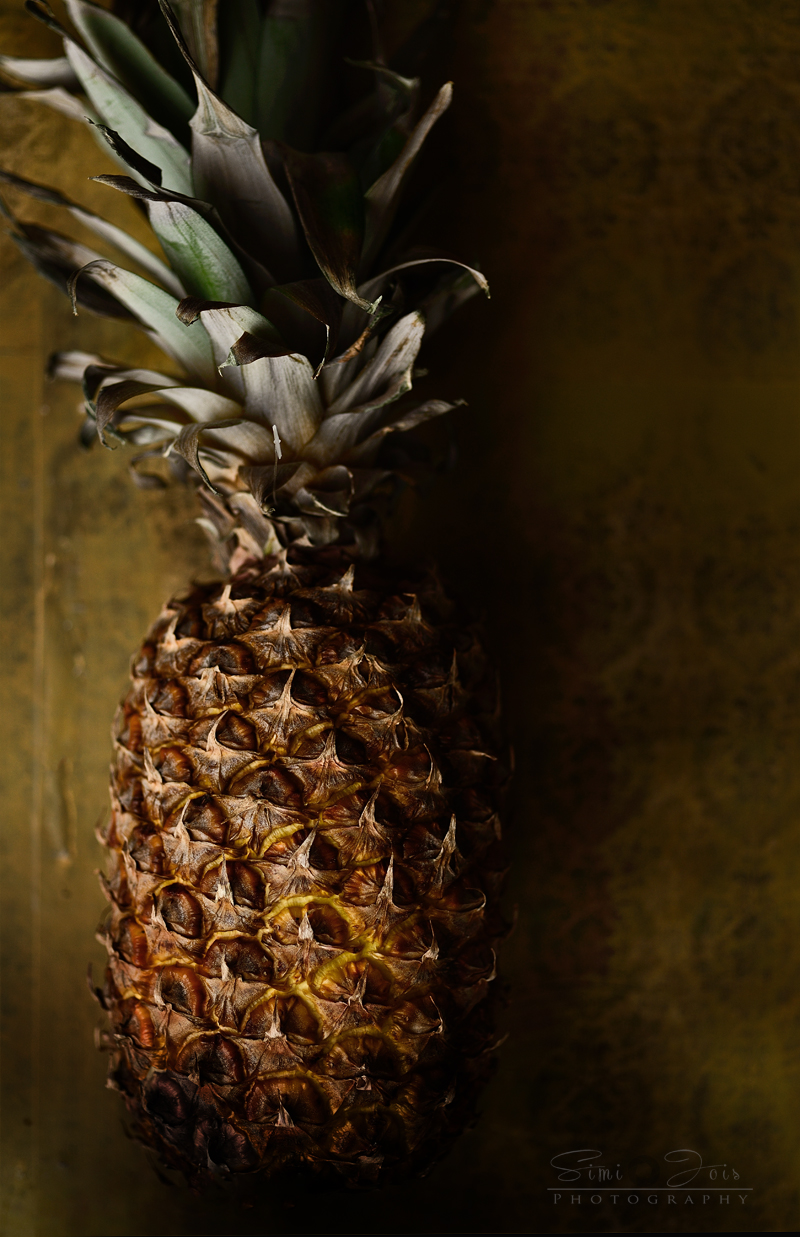 Pineapple and coconut salsa – Indian Inspired
