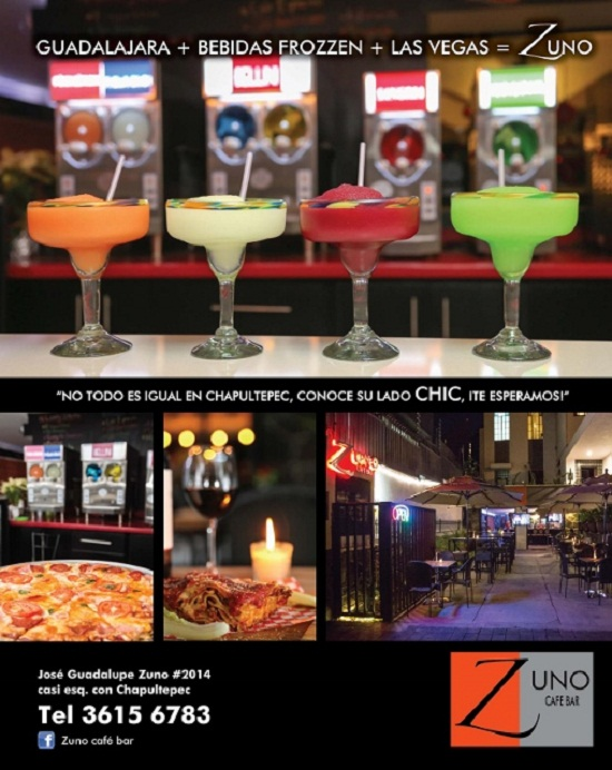 ZUNO CAFE BAR