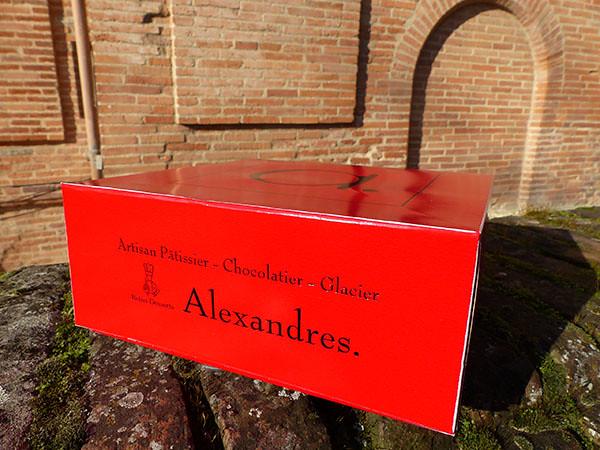 pâtisserie Alexandres