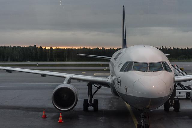 D-AIRM | Airbus A321-131 | Lufthansa | HEL