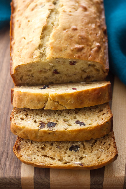 Fruity Muesli Loaf