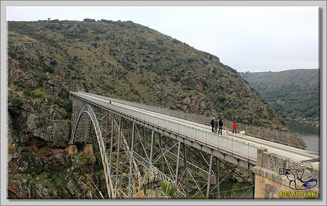 5 Arribes del Duero. Puente Requejo