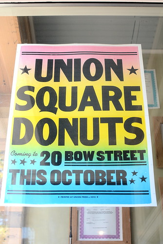 Union Square Donuts - Boston