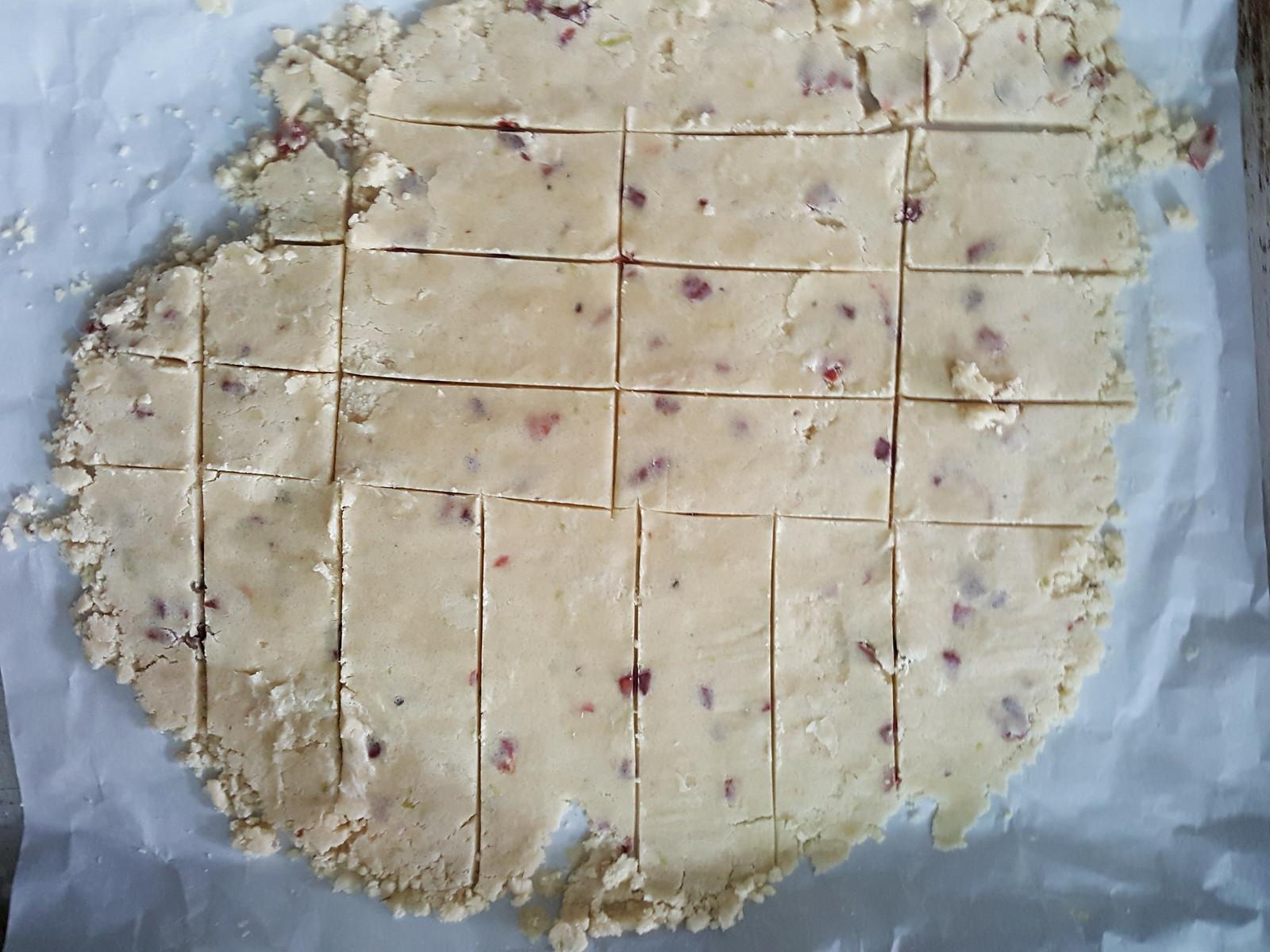 Agbalumo Shortbread