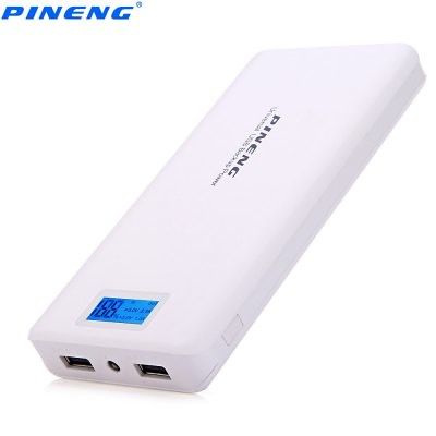 Original PINENG PNW - 999 20000mAh poder Banco Iphone