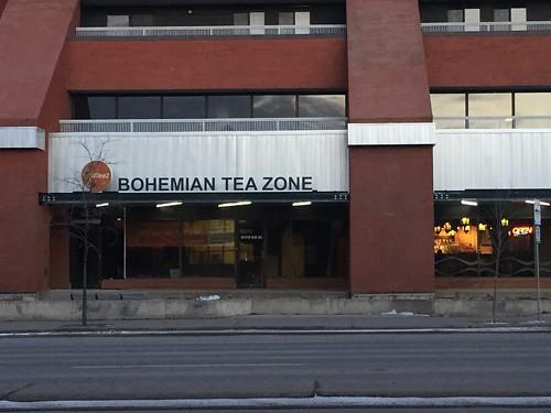 Bohemian Tea Zone