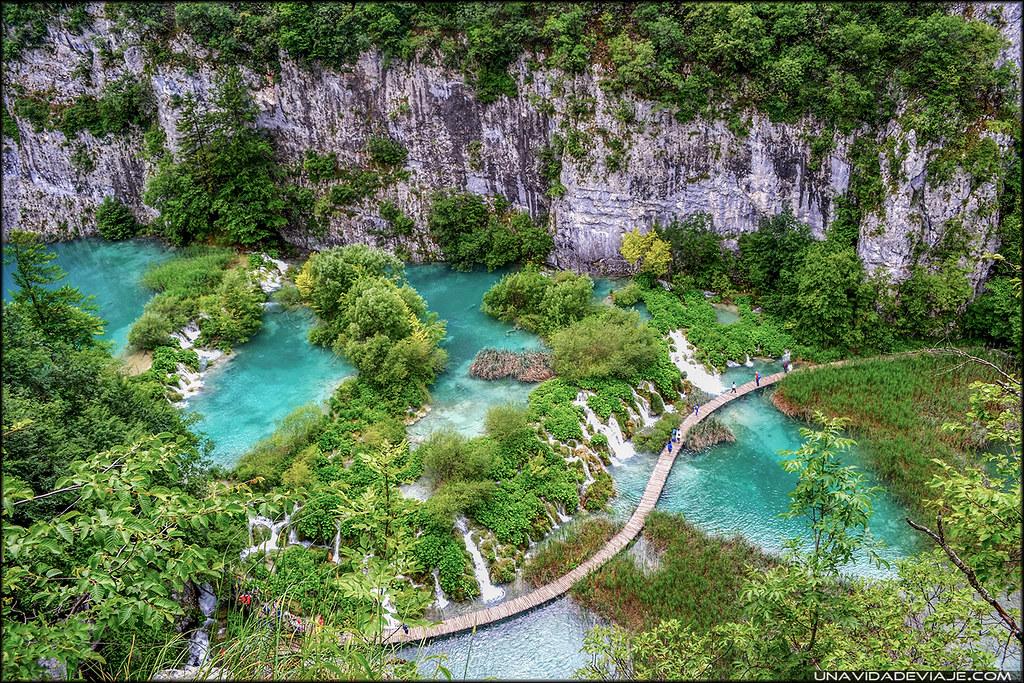 lagos de Plitvice Croacia