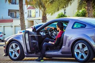 Muhammad Talha- Mustang GT