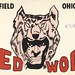 Red Wolf - Springfield, Ohio by 73sand88s by Cardboard America