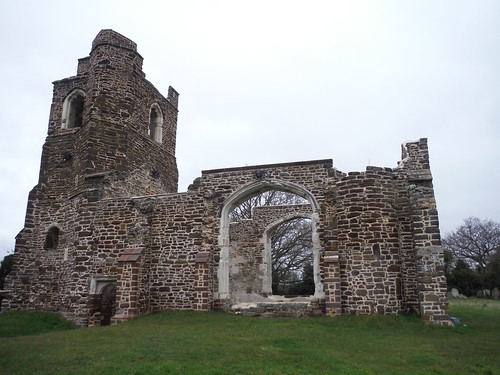 Old St. Mary's Church, Clophill