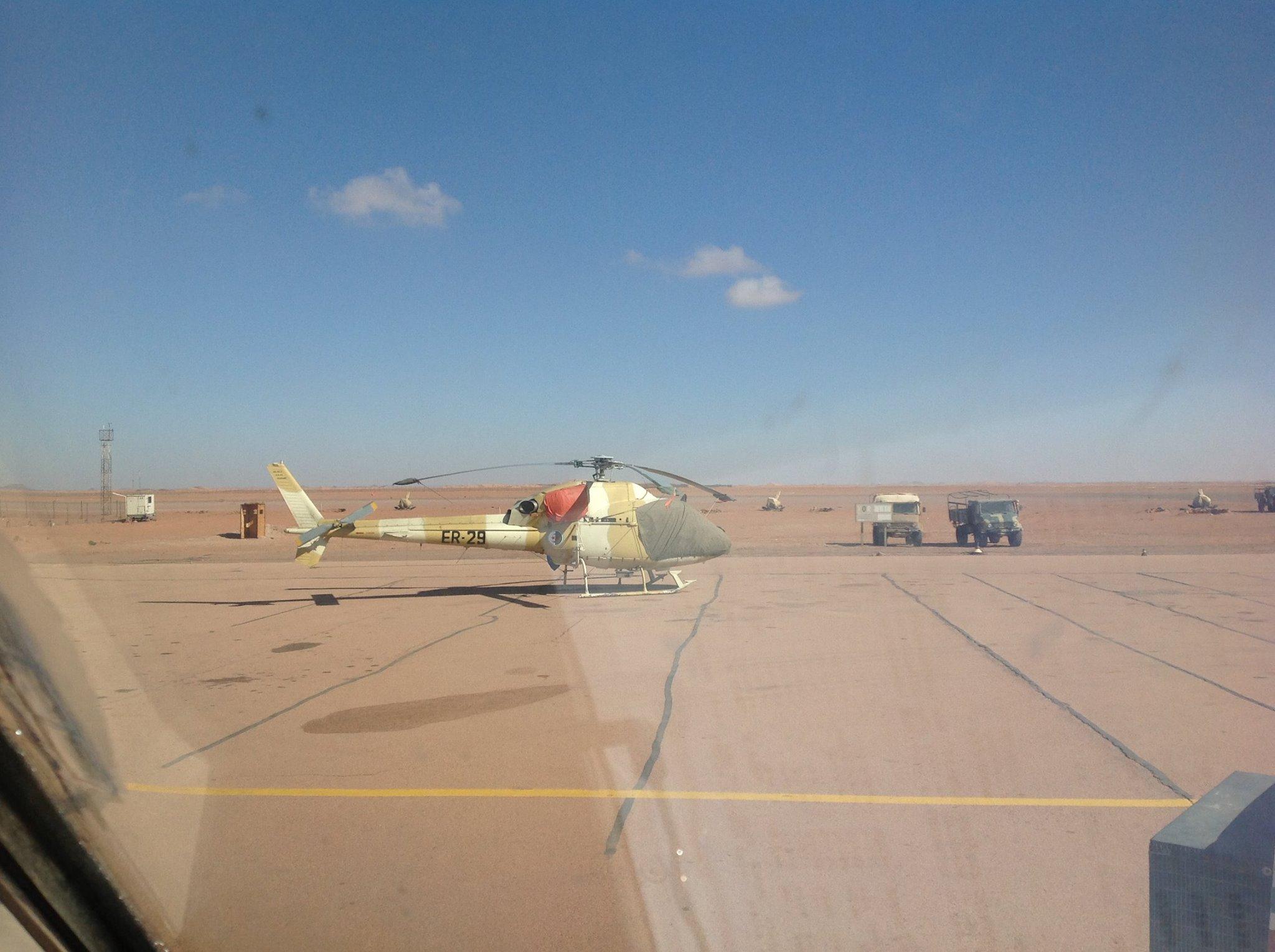 صور مروحيات القوات الجوية الجزائرية Ecureuil/Fennec ] AS-355N2 / AS-555N ] - صفحة 3 25567344994_066bef33ea_o