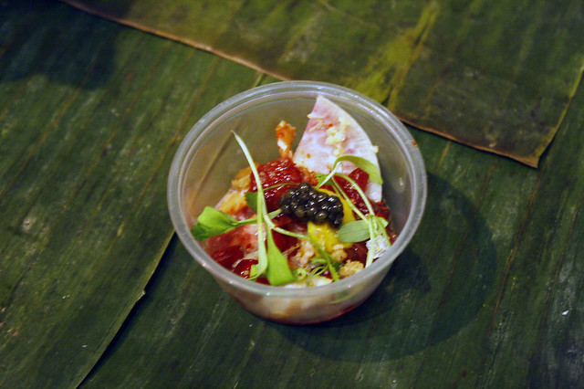 Lobster Ceviche from sWine