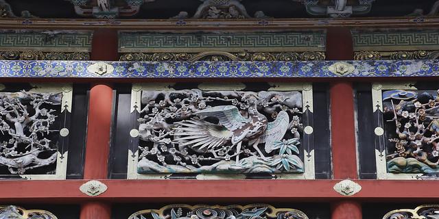 toshogu shrine. nikko, japan 6967