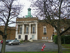 GOC Bayford–Hertford 016: County Hall, Hertford