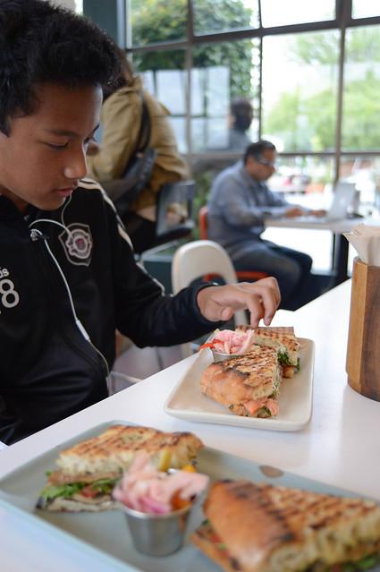 nacho & paninis