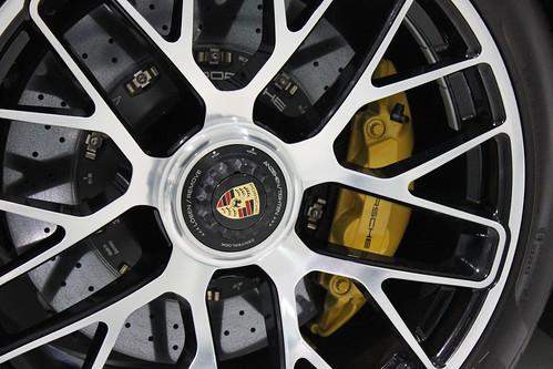 Porsche, Rim, Brake