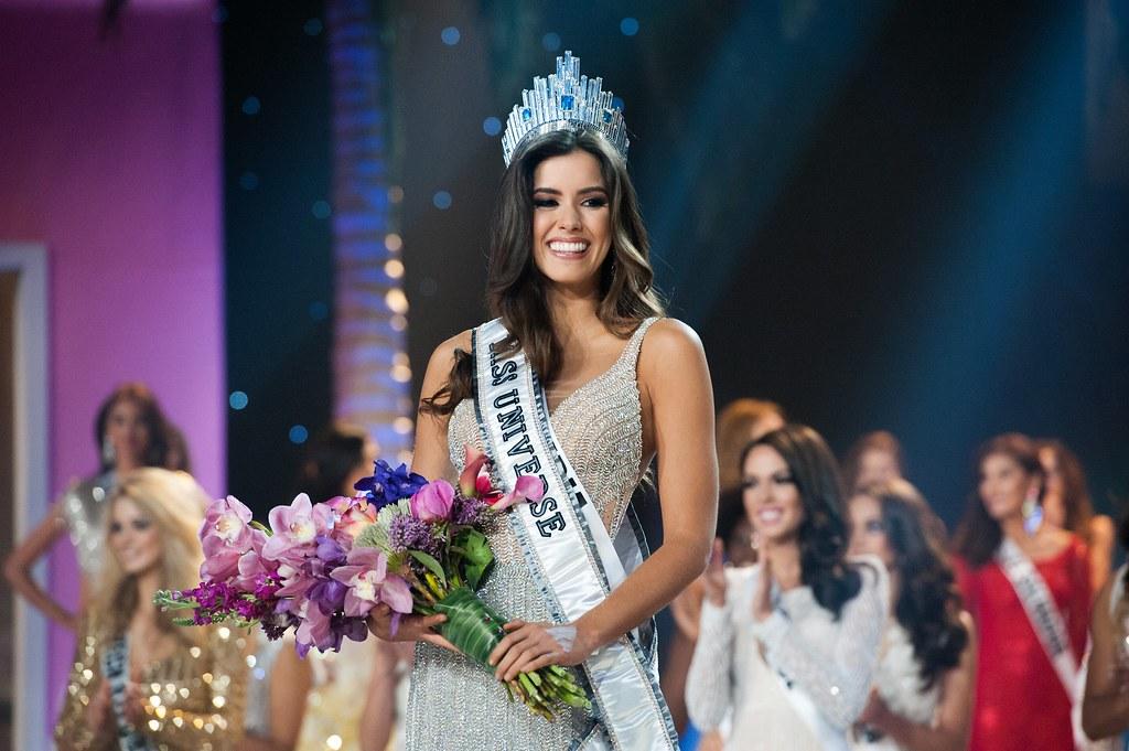 Паулина Вега - победительница «Мисс Вселенная 2014»