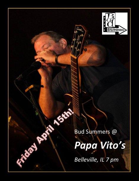 Bud Summers 4-15-16