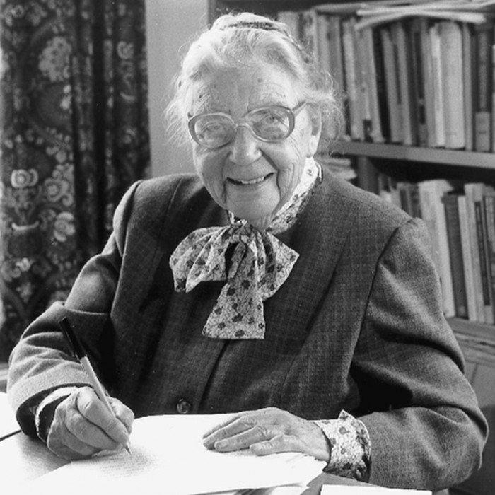 教科書欠她們一個名字—曾撼動過世界的十位女科學家8